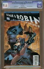 All Star Batman & Robin, The Boy Wonder #1 CGC 9.6 Black Canary Jim Lee