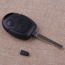 Car Key Remote 3 Button for Ford Focus Mondeo Fiesta 433MHZ Replace with Chip