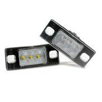 2 x LED Kennzeichenbeleuchtung für VW Golf Tiguan Kennzeichen Xenon-Module