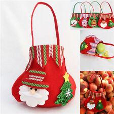 Christmas Apple Gift Bag Candy Bag Merry Christmas Candy Bags Xmas Decor MDAU
