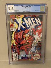 Uncanny X-Men #284 CGC 9.6