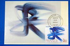 OEUVRE DE EXCOFFON   CPA Carte Postale Maximum Yt 1951 GF