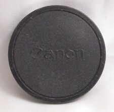 Canon Body Cap for F1 cameras vintage push on type - Japan 2114009