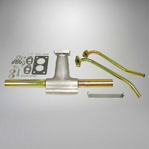 1971-1974 VW Beetle Ghia Intake Manifold EMPI Progressive 32/36F Carburetor Kit