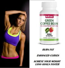 Green Coffee Bean Extract 800 mg - 50% Chlorogenic Acid - Cleanse/Detox Formula