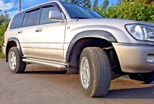 TOYOTA LAND CRUISER 100 1998-2007 WHEEL ARCH EXTENSIONS FENDER