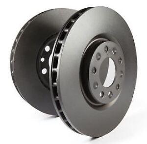D993 EBC Standard Brake Discs FRONT (PAIR) fit CHRYSLER PT Cruiser