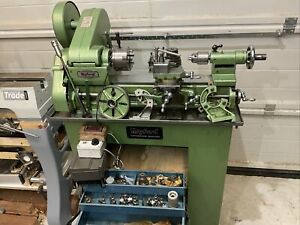Myford ML 10 lathe late model with full accessories inverter drive rare features