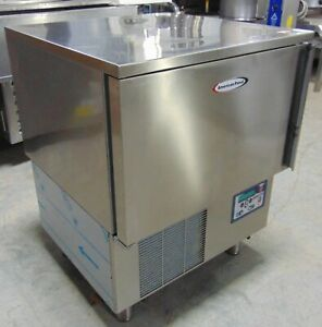 HURRiCHiLL blast chiller/shock freezer, self-contained, American panel