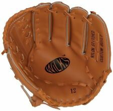 """Handcrafted Tough Catching Fielders Glove PU 12"""" Left Handed, by Aresson"""