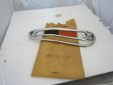 NOS OEM HARLEY DAVIDSON AERMACCHI EXHAUST GUARD SHIELD COVER 65230-72P X90?