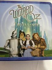 Wizard Of Oz Trivia Game In Collector Tin