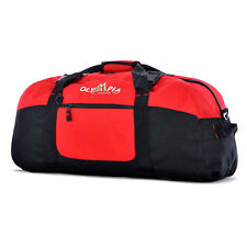 "Olympia Red Large 30"" Sports Duffel Bag"
