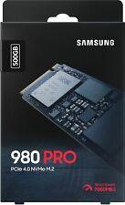 Samsung 980 PRO MZ-V8P500 M.2 PCI Express de 500 GB 4.0 V-NAND MLC nvme 6900 MB/s