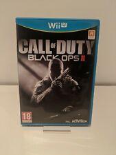 Call Of Duty Black Ops 2 (Nintendo Wii U) Fast & Free