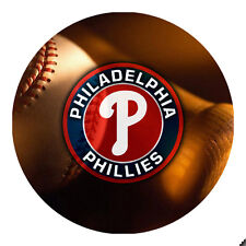 Philadelphia Phillies Baseball Round Mousepad Mouse Pad Great Gift Idea RMP2020