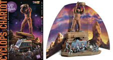 New listing Moebius Models 1420 Lost In Space: Cyclops Chariot 7 Figures Dr Smith Kit Mop