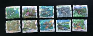 New Zealand Stamps 1995 Environment - Used