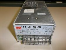 Mean Well S-240-48 Switching Powersupply 48V 5A