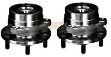 Front Wheel Bearing Hubs Pair for 84-89 Jeep Cherokee XJ