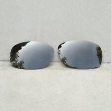 Black Replacement Lenses for-Oakley Ten (X) Sunglasses Polarized