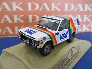 Die cast 1/43 Modellino Auto Range Rover VSD Rally Paris Dakar 1981 R. Metge