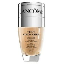 Lancome Teint Visionnaire Foundation Perfecting Makeup Duo 03 Beige Diaphane NEW
