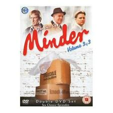 Minder - Best Of Minder Vol.3 (DVD, 2008) BRAND NEW, SHRINKWRAPPED, FREEPOST