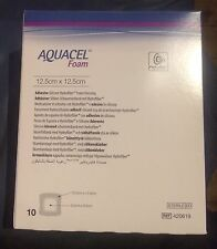 Aquacel Adhesivo vendaje para heridas de espuma 12.5cm X 12.5cm - Convatec