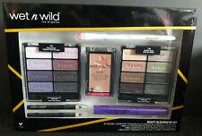Wet n Wild Los Angeles Beauty Blockbuster Gift Set Eyeshadow Eyeliner Mascara