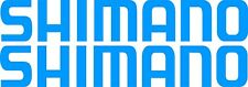 Shimano Stickers 2 x 900 mm x 150 mm Quality Marine Grade Material.