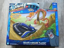 Disney Wild Racers Escape the Snake Playset The Jungle Book Hasbro