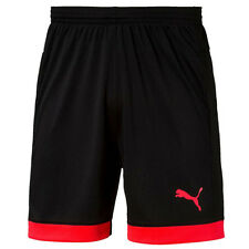 Puma IT evo TRG Touch Herren schwarz rot Fitness Shorts 654910 51 ua67