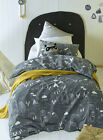 In The Woods Single Bed Boys Girls Quilt Cover Set Jiggle Giggle
