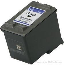 * Telecom FAX TIZIANO Cartuccia Rigenerata Stampanti Hp HP 56 NERO