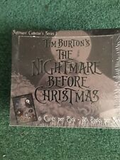 Tim Burtons The Nightmare Before Christmas Cards By Neca