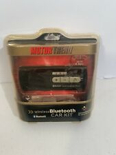 Motor Trend Mt-2000 Wireless Bluetooth Car Kit New In Plastic