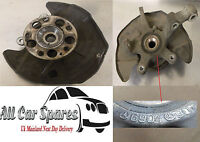 Mercedes B160 Wheel Hub Drivers Side Front with ABS