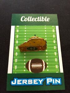 Green Bay Packers Clay Matthews lapel pin-CHEESEHEAD NATION Grab a slice!