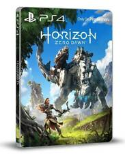 HORIZON ZERO DAWN NEW STEELBOOK PS4 PC XBOX G2 SIZE METAL CASE STEELBOX BOX