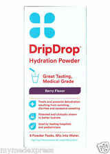 Drip Drop Hydration Powder, Berry, 8ct (5022439/850379003153)