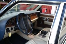 81 to 98 ROLLS ROYCE SILVER SPUR dash cover board 2 pcs set blue