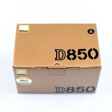 (Body Only) Nikon D850 45.7Mp Digital Slr Camera Genuine _