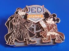 DISNEY PIN GOOFY & MICKEY JEDI TRAINING ACADEMY PIN 2008