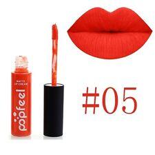 Sexy 12 Colors Waterproof Matte Long Lasting Liquid Makeup Lipstick Lip Glosses