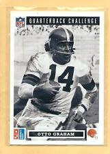 "OTTO GRAHAM 1991 91 Upper Deck Domino's Pizza ""Quarterback Challenge"" #36"