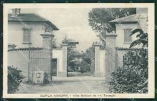 Varese Gorla Minore cartolina QK5644