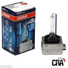 Osram Coppia Lampade 66140CBI D1S 35W Cool Blue Intense Xenarc + 5500K Xenon