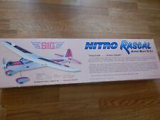 "SIG  ""NITRO RASCAL""   Great smaller plane!!!"