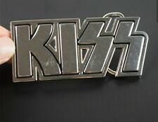 Kiss Belt Buckle